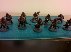 Chaos Cultists After 4