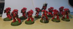 Intercessor squad 6 a
