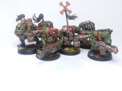 Some more Shoota Boyz - Front
