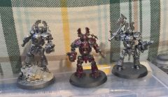 Kytan Knight Maniple with paint basics