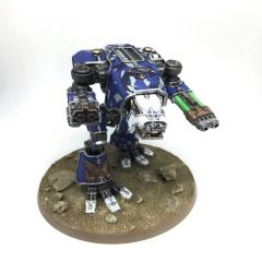 Warhound #4 on the prowl (not yet named)