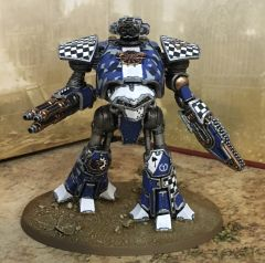 Reaver 3 front