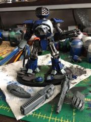 Reaver 4 WIP Stage 2