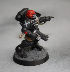 reiver Sgt right side